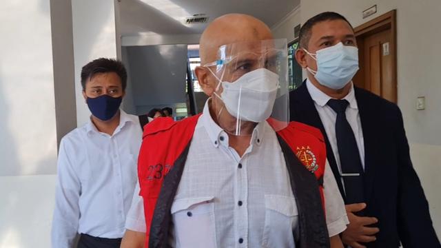 Dendam dan Marah, Mark Sungkar Sempat Tak Bisa Tidur saat Dipenjara (57453)