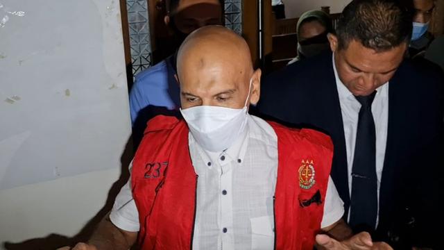 Dendam dan Marah, Mark Sungkar Sempat Tak Bisa Tidur saat Dipenjara (57452)