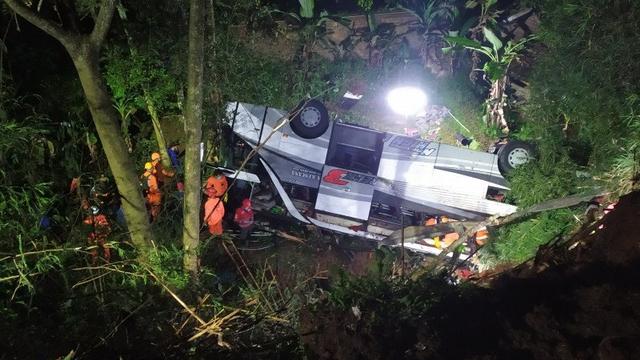 5 Berita Populer: Korban Kecelakaan Bus Sumedang hingga Serial Killer di Bogor (132162)