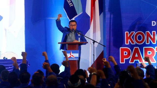 Andi Mallarangeng: Akan Lucu Bila Moeldoko Gugat Kepengurusan Demokrat ke PTUN (773023)