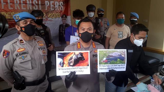 Polisi: Pembunuh Berantai di Bogor Menikmati Saat Menghabisi Nyawa Korban Kedua (84598)