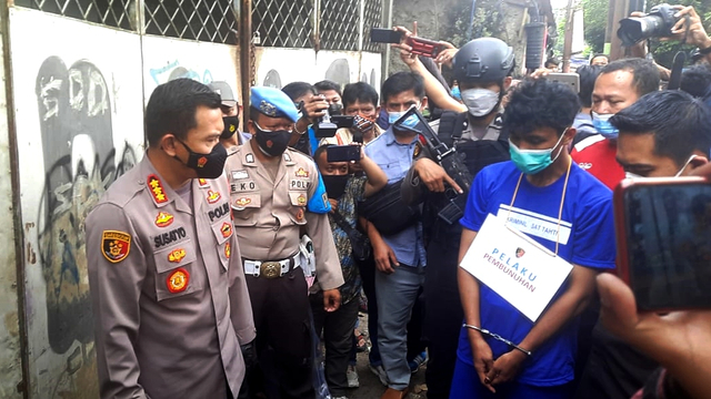 Polisi: Pembunuh Berantai di Bogor Menikmati Saat Menghabisi Nyawa Korban Kedua (84596)