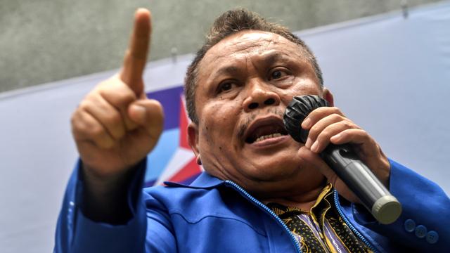 AHY Cabut Gugatan Terhadap 10 Penggagas KLB Demokrat di PN Jakpus (110342)