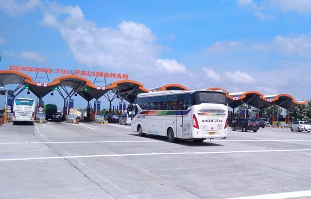 Libur Panjang Isra Miraj, Volume Kendaraan di Tol Cipali Meningkat 34 Persen (106529)