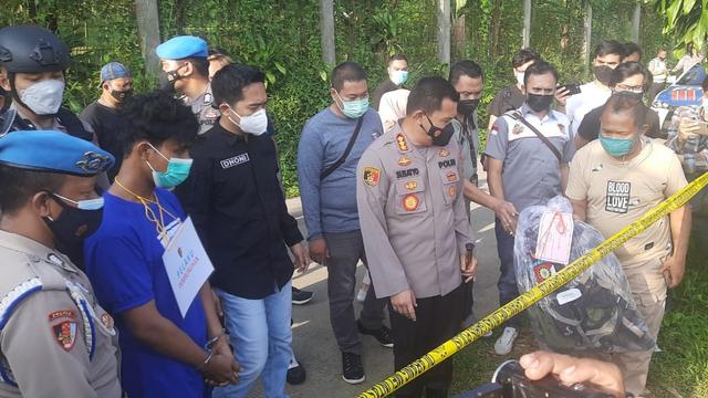 Polisi: Rian Pembunuh Berantai di Bogor Tak Sebut Benci Perempuan saat Diperiksa (117126)