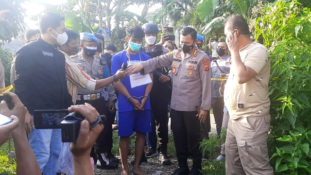 Alasan Rian Bunuh 2 Wanita di Bogor: Saya Benci Perempuan (124451)