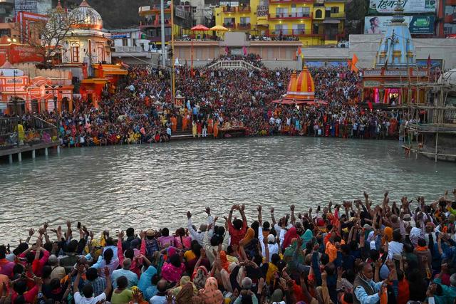 Menilik Kumbh Mela, Festival Keagamaan Hindu yang Picu Tsunami COVID-19 di India (398064)