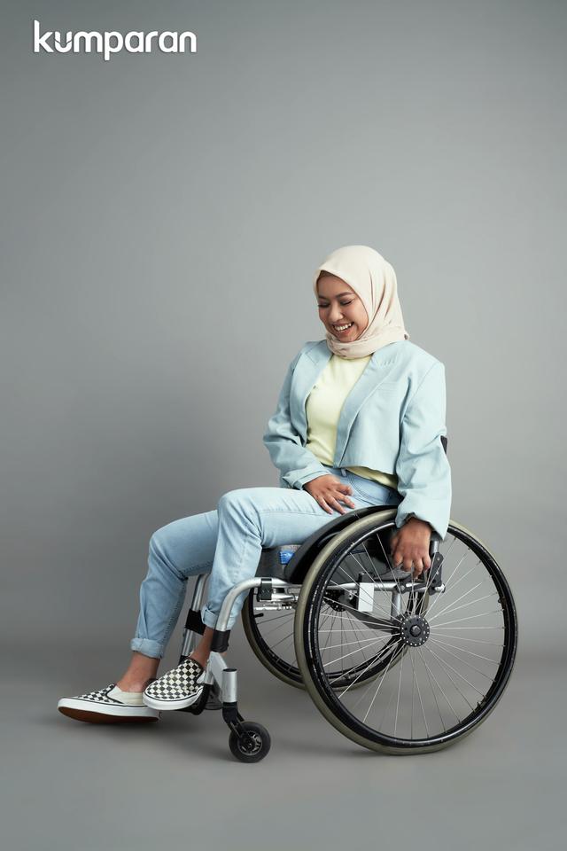 Laninka Siamiyono: Perempuan dengan Disabilitas Juga Berhak untuk Cantik (77956)