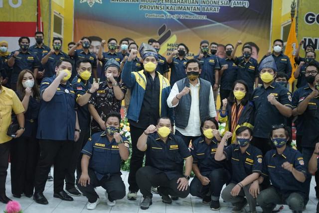 Arief Rinaldi Pimpin AMPI Kalbar (828706)