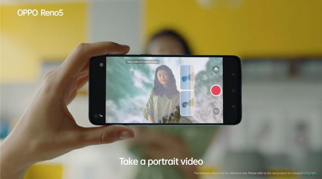Cara Tumpuk Dua Video Jadi Satu Pakai Kamera Oppo Reno 5 (548857)