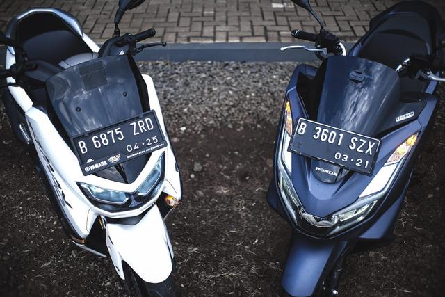 Komentar Yamaha Soal Harga All New PCX 160 yang Cuma Selisih Rp 200 Ribu (32351)