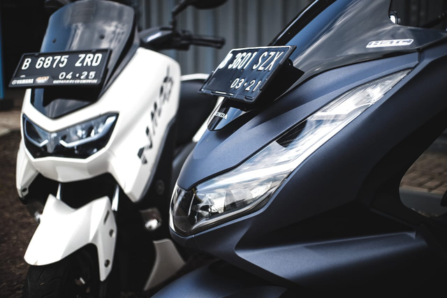 Komentar Yamaha Soal Harga All New PCX 160 yang Cuma Selisih Rp 200 Ribu (32355)