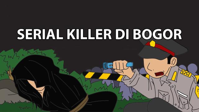 Komik: Serial Killer di Bogor (125411)