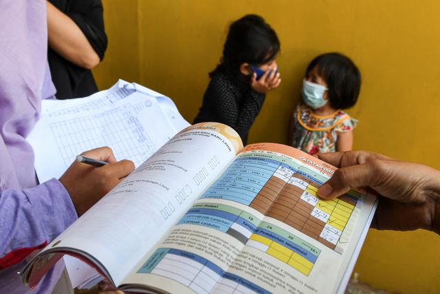 Pentingnya Tetap Bawa Bayi dan Anak Balita ke Posyandu di Masa Pandemi (220903)