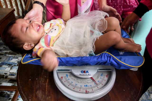 Pentingnya Tetap Bawa Bayi dan Anak Balita ke Posyandu di Masa Pandemi (220902)