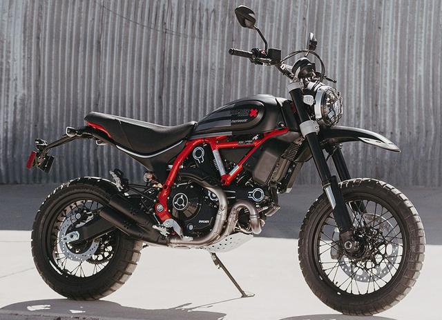 Ducati Scrambler Desert Edisi Terbatas Meluncur, Indonesia Cuma Kebagian 5 Unit (241880)
