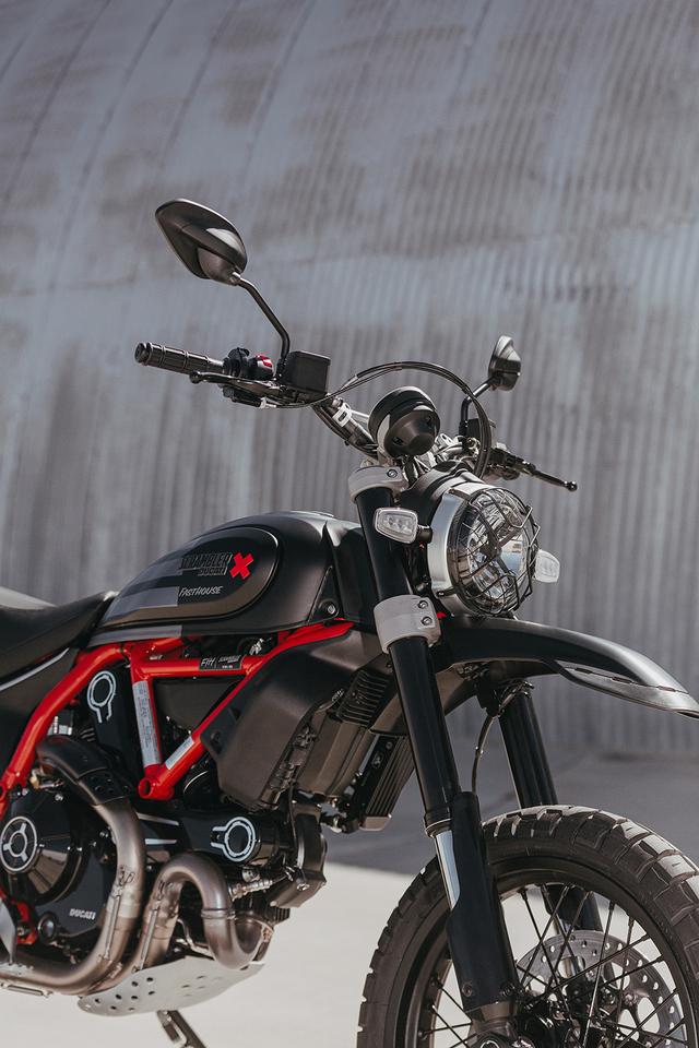 Ducati Scrambler Desert Edisi Terbatas Meluncur, Indonesia Cuma Kebagian 5 Unit (241877)