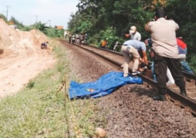 Pria di Lahat Tewas Tertabrak Kereta Api Lubuklinggau-Kertapati (523397)