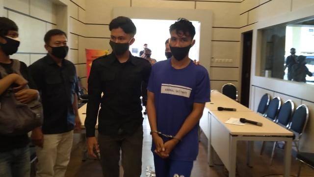 Positif Sabu, Rian Si Pembunuh Berantai di Bogor Belum Dijerat Pasal Narkoba (104050)