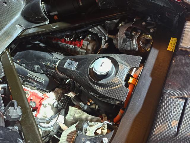 Ferrari SF90 Stradale Meluncur di Indonesia, Supercar PHEV Bertenaga 986 Dk (374800)