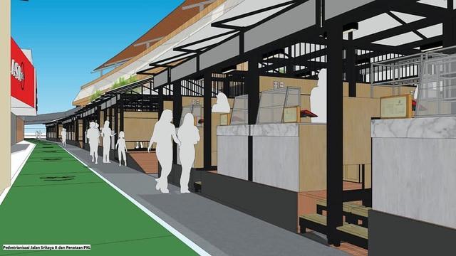 Intip Desain Kece Stasiun Gondangdia: Halte Terintegrasi, UMKM, Taman Cut Meutia (372868)