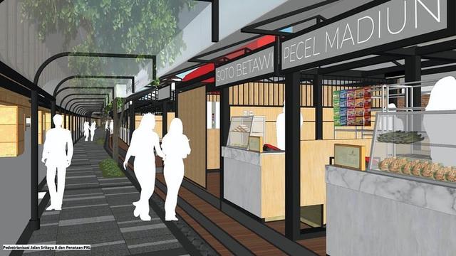 Intip Desain Kece Stasiun Gondangdia: Halte Terintegrasi, UMKM, Taman Cut Meutia (372869)
