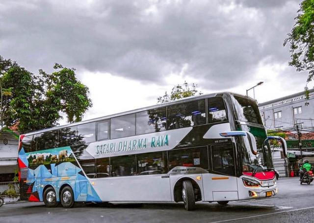 5 Pilihan PO Bus yang Melayani Rute Jakarta - Yogya (Bagian 1) (192432)