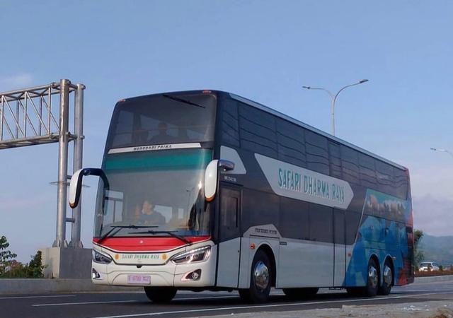 5 Pilihan PO Bus yang Melayani Rute Jakarta - Yogya (Bagian 1) (192431)