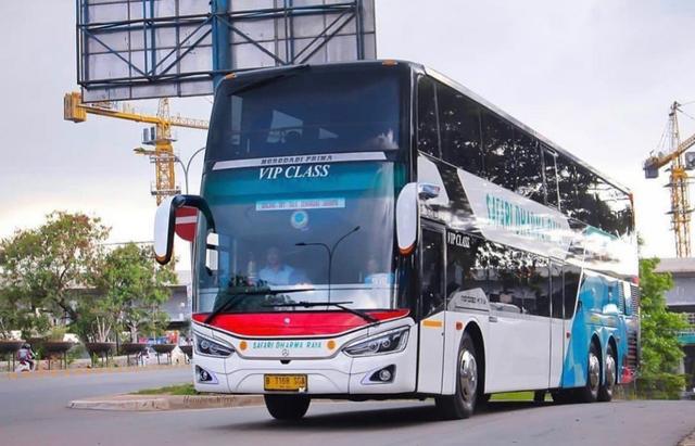 5 Pilihan PO Bus yang Melayani Rute Jakarta - Yogya (Bagian 1) (192422)