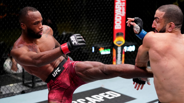 Profil Leon Edwards, Petarung UFC yang Colok Mata Belal Muhammad (444166)