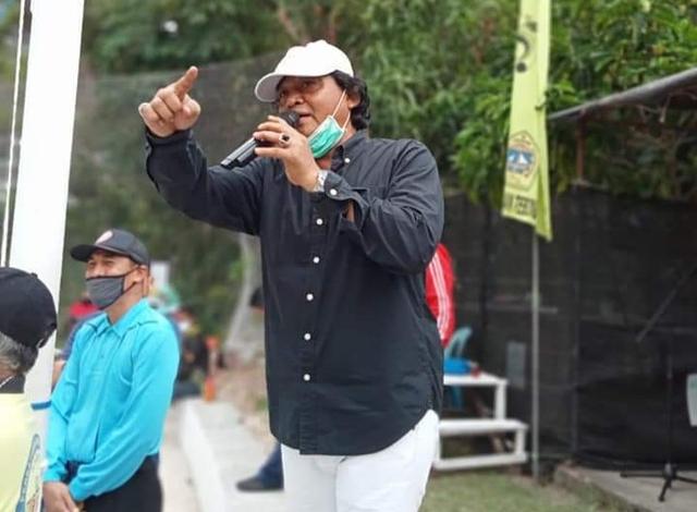 Ketua DPC Gerindra Karimun: YS Masih Kader dan Tidak Dicopot (250062)