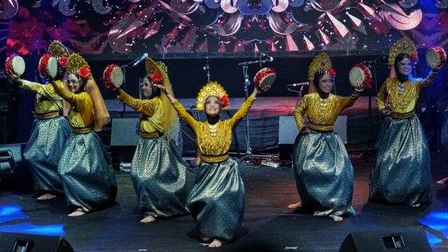 Foto: Festival Perkusi Aceh di Taman Budaya (406526)