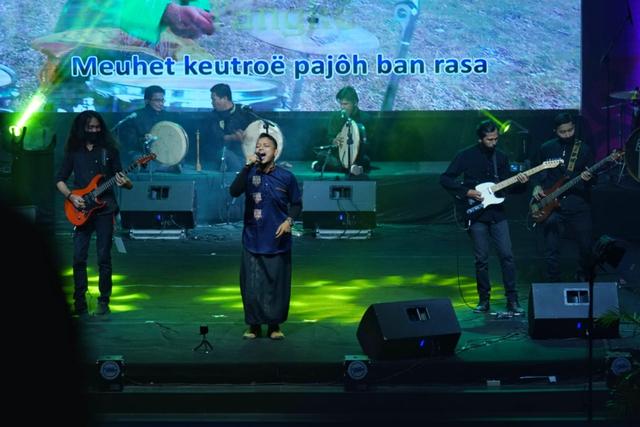 Foto: Festival Perkusi Aceh di Taman Budaya (406528)