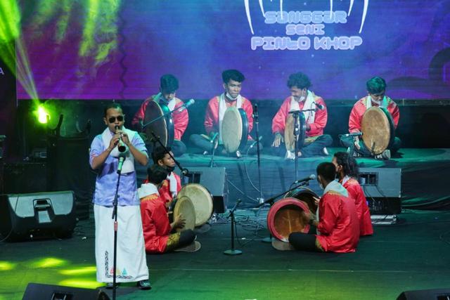 Foto: Festival Perkusi Aceh di Taman Budaya (406529)