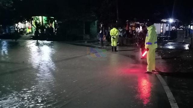 120 Rumah di Temayang, Bojonegoro, Terendam Banjir (4189)
