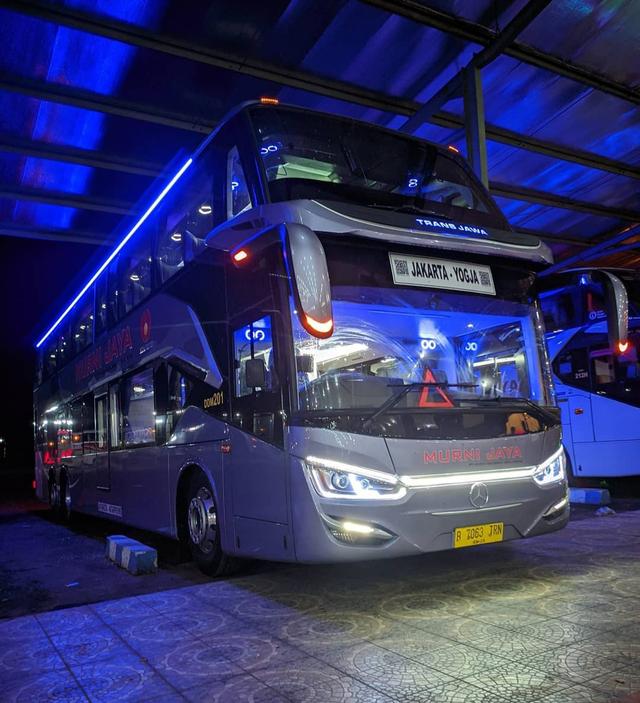 Catat, Ini Daftar Tarif Bus AKAP Jelang Larangan Mudik, Termahal Rp 1,5 Jutaan (103323)