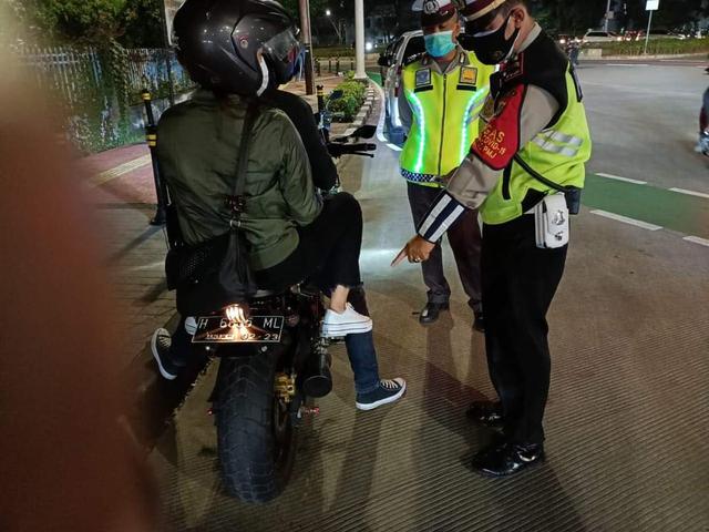 Pemotor, Kepolisian Izinkan Kegiatan Sunmori, Tapi Ada Syaratnya (319050)