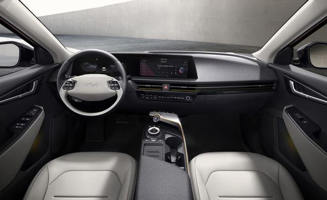 Ini Wujud Mobil Listrik Kia EV6 yang Siap Meluncur (369895)