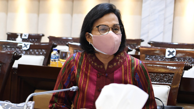 Siap-siap, Sri Mulyani Mau Naikkan Tarif PPN di 2022 (256325)