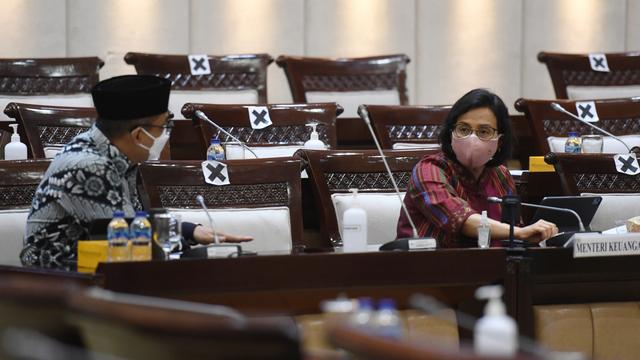 Komisi XI DPR: Fiskal Tertekan, Pendapatan Negara Turun Dalam 10 Tahun Terakhir (619749)