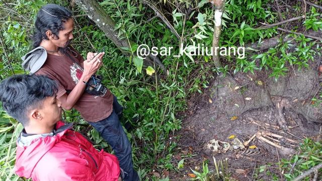 Abdi Dalem Keraton Yogyakarta Temukan Kerangka Manusia Saat Labuhan Merapi (37816)