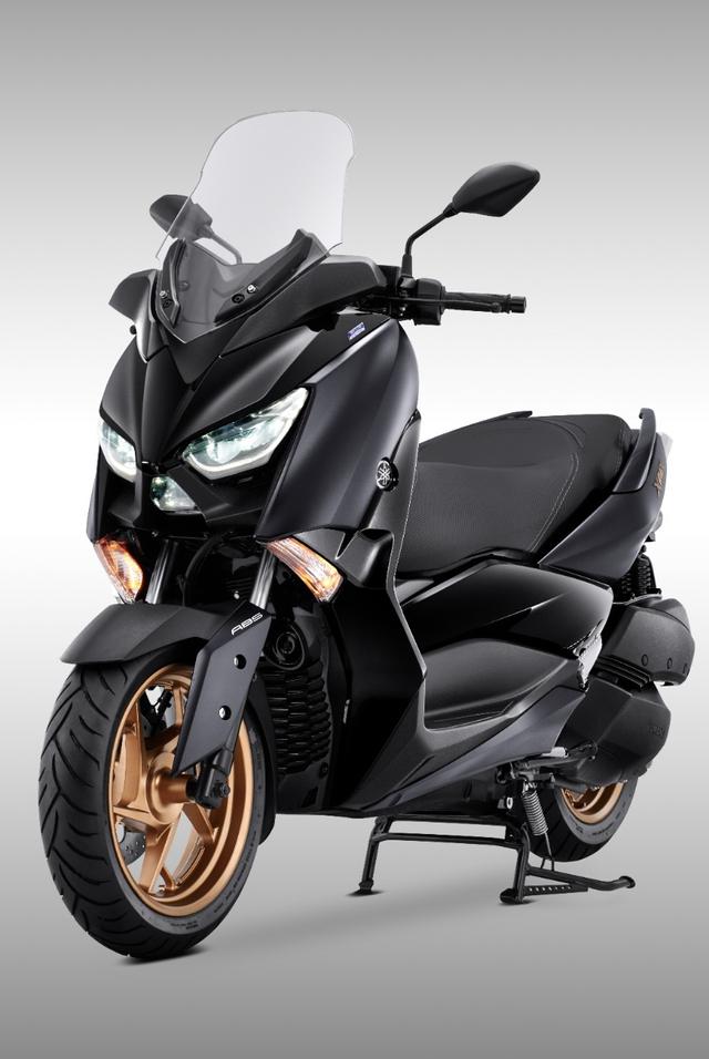 Yamaha XMAX Indonesia Punya Seragam Baru, Tantang Honda Forza 2021 (297836)