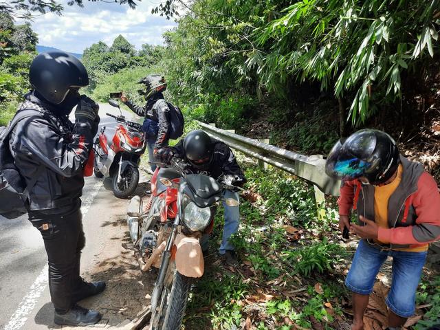 Ekspedisi Borneo: 4 Jurnalis Kunjungi Heart Of Borneo dengan Honda ADV 150 (2254)