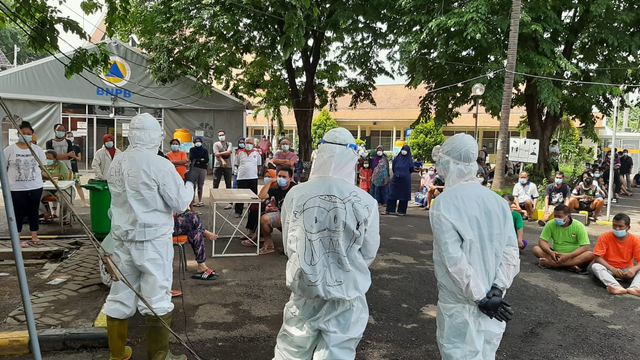 Setahun Pandemi COVID-19, Masih Banyak Penyintas Dapatkan Diskriminasi (404484)