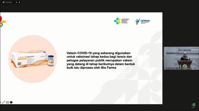Cara Bedakan Vaksin Sinovac Habis Masa Simpan 25 Maret dengan Buatan Bio Farma (92895)