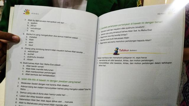 GP Ansor Semarang Adukan Buku SD Tiga Serangkai ke Polisi, Tuding Radikalisme (3)