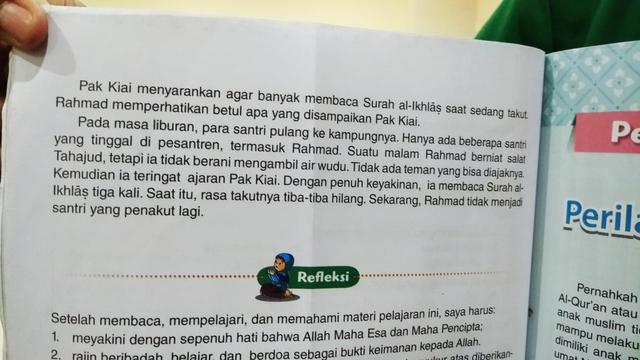 GP Ansor Semarang Adukan Buku SD Tiga Serangkai ke Polisi, Tuding Radikalisme (4)