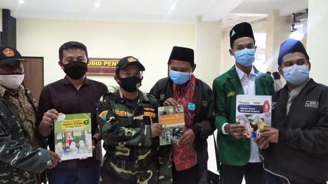 GP Ansor Semarang Adukan Buku SD Tiga Serangkai ke Polisi, Tuding Radikalisme