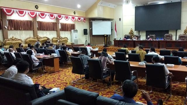 DPRD Manado Gelar RDP, Temukan Penyebab Banjir di Perumahan Welong Paal II (282603)