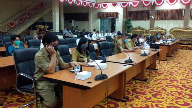 DPRD Manado Gelar RDP, Temukan Penyebab Banjir di Perumahan Welong Paal II (282605)